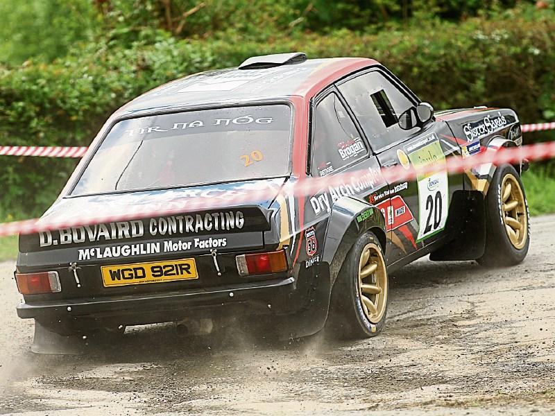 DONEGAL RALLY: Glen stage cancelled over safety concerns - Donegal ...