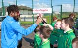 School kids show  their talents at Finn Harps Schools  day
