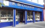 Popular Donegal jewelers very much open for business.