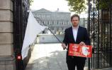 Donegal anti-abortion protester vows to continue 'hunger strike' despite assurances on video