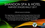 Donegal Harvest Stages Rally 2017 to be staged in Dunfanaghy