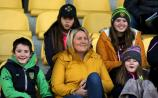 PHOTO GALLERY OF SUPPORTERS AT DONEGAL  GAMES IN LETTERKENNY