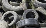 97% of car and motorcycle tyres are now being recycled