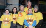 More than 1,000 people participate in Bundoran Darkness into Light walk