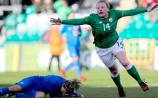 A month that Milford and Ireland's Amber Barrett will not forget