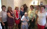 Belleek's First Lady celebrates 100 years