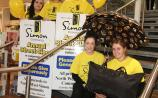 North West Simon Community Annual Sleep Out in Letterkenny and Sligo