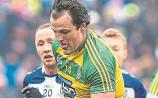 Blow for Donegal as Michael Murphy to miss opening games of the Allianz National League