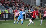Finn Harps suffer another heavy defeat at the hands of Derry City