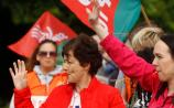 Disruption at hospitals as support staff go on strike