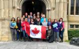 Canadian travel professionals visit Donegal