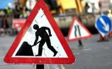 Roadworks in a number of areas in Donegal will cause disruptions for motorists