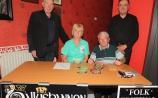 39th Ballyshannon Folk Festival launched
