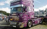 Some class vehicles on show at North West Truck Fest this weekend