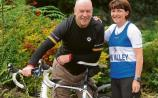 Cycle, walk or run in the battle against cancer this Sunday from Finn Valley Athletic Centre