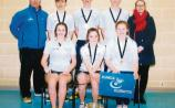 Donegal dominate U-17 Ulster Inter League Badminton