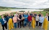 Exhibition on Donegal's oyster industry opens at Doagh Famine Museum