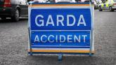 Emergency services at scene of crash on major road