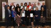 Newly qualified Community Health Facilitators celebrate success
