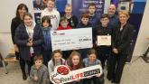 The 'Green Team' from Rosses Neighbourhood Youth Project won the €1000 Community Group first prize for their video 'Acting Local, Thinking Global'