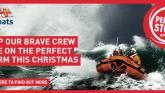 Bundoran RNLI volunteers facing the Perfect Storm this Christmas