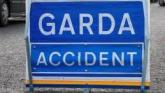 Pedestrian and vehicle involved in Letterkenny collision