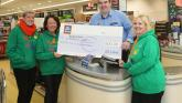 Buncrana Children's Charity receives €500 donation