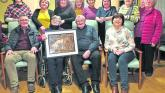 A wonderful occasion for a Donegal teacher who gave so much to her students