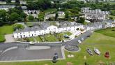 Inishowen Maritime Museum Aerial