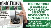 Full list of outlets selling the Inish Times