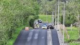 collision on Lough Eske Road