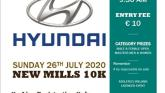 Confirmed - Donegal's first 10k road race since the Covid-19 lockdown