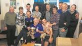 Naomh Conaill and Donegal mourn passing of Pat Eamon Boyle - a great club servant