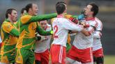 Photo Special: Ten years ago on this date, January 23 - a neighbourly clash in the Dr. McKenna Cup