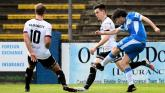 Full-time - Harps and Dundalk produce a game full of action