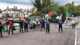 Donegal protesters turn out for rally to back Palestinian cause