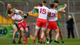 Donegal on top form as they start league on winning note against Tyrone in Omagh