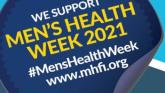 Connect together while being apart for #MensHealthWeek