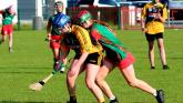 Carndonagh too strong for St Eunan's in camogie clash