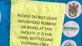 Independent councillor highlights the importance of using bins properly