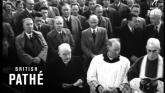 Watch: The opening of Donegal hydro electric station in 1952
