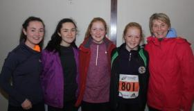 PICTURE GALLERY: Were  you at the Loreto 5k in Letterkenny on Tuesday night?
