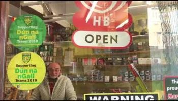 WATCH: Dungloe's Kevin Bonner tells us of his plans for the future
