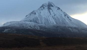 North West activists to take on Errigal and Muckish challenge for Palestinian Aid