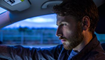 Driver fatigue is potentially lethal. Image courtesy RSA.ie