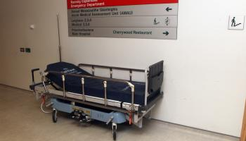 ICU patients admitted to Letterkenny hospital may have to be transferred to other hospitals