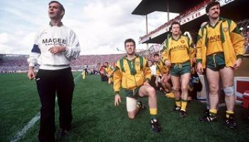 1992: Donegal win first ever All-Ireland senior title