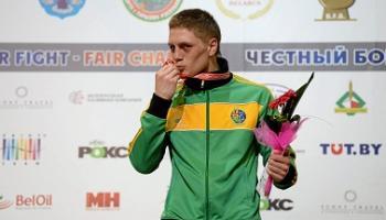 2013: Jason Quigley wins silver medal at World Amateur Boxing Championships