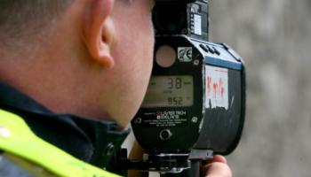 Driver in Donegal recorded at more than twice the speed limit