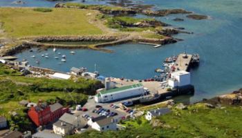 Burtonport Harbour nets additional funding